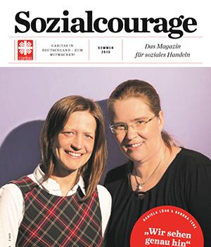 Cover Sozialcourage