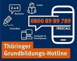 Telefonnummer der Hotline: 0800 8989 789