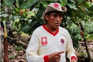 Mitarbeiter der Caritas in Peru. © Caritas international / Julia Gaschik